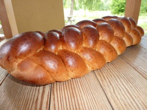 vers gebakken brood