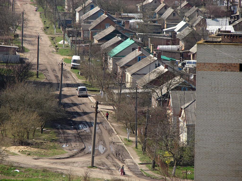 Novovolynsk, Oekraïne.