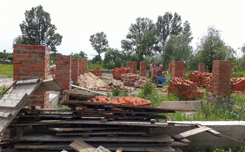 nieuwbouw bakkerij