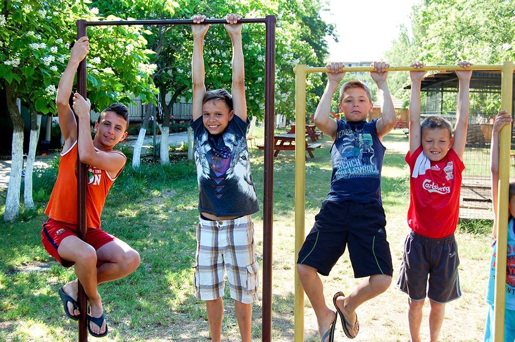 zomervakantie kinderen
